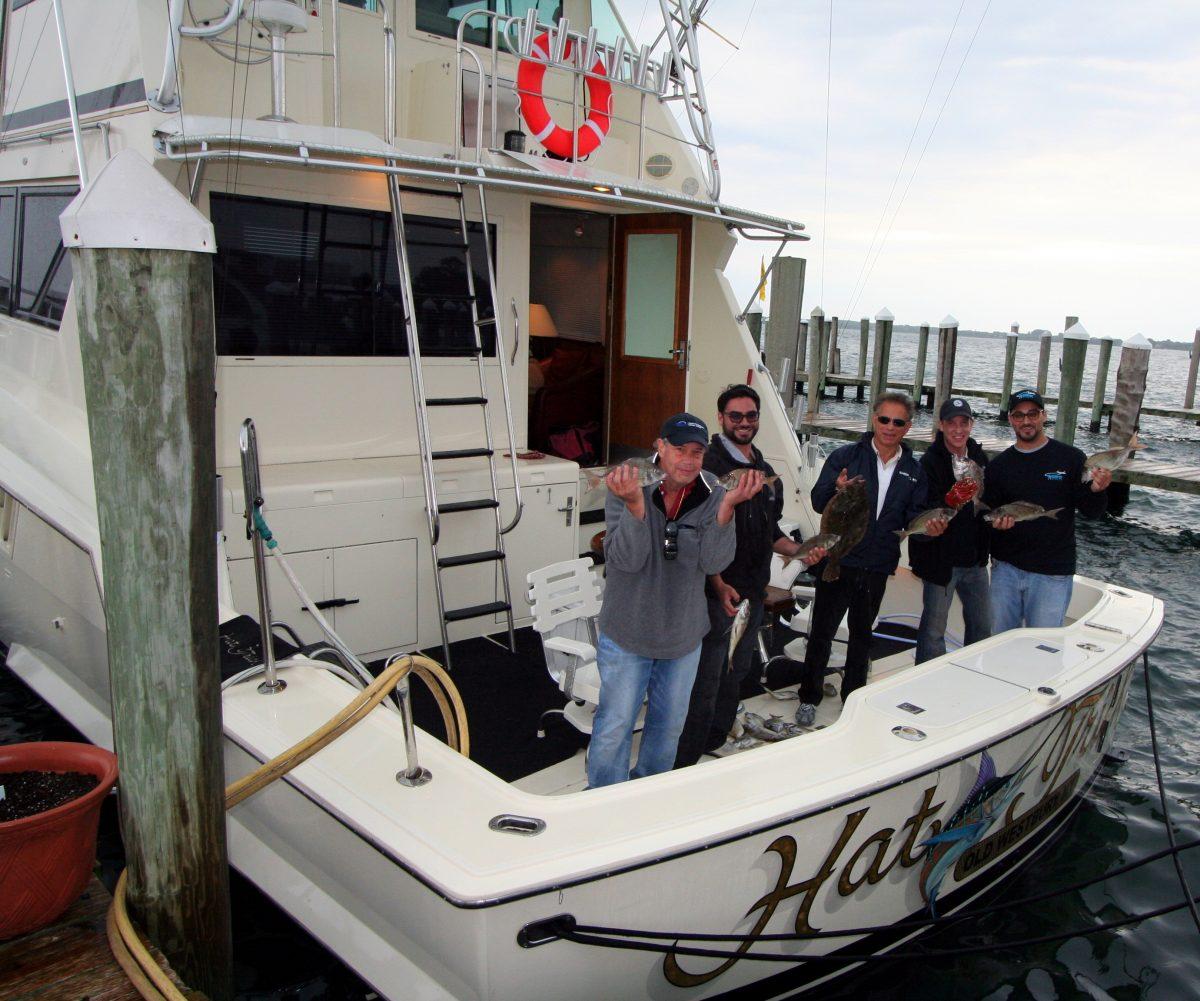 Private Fishing Charter Montauk